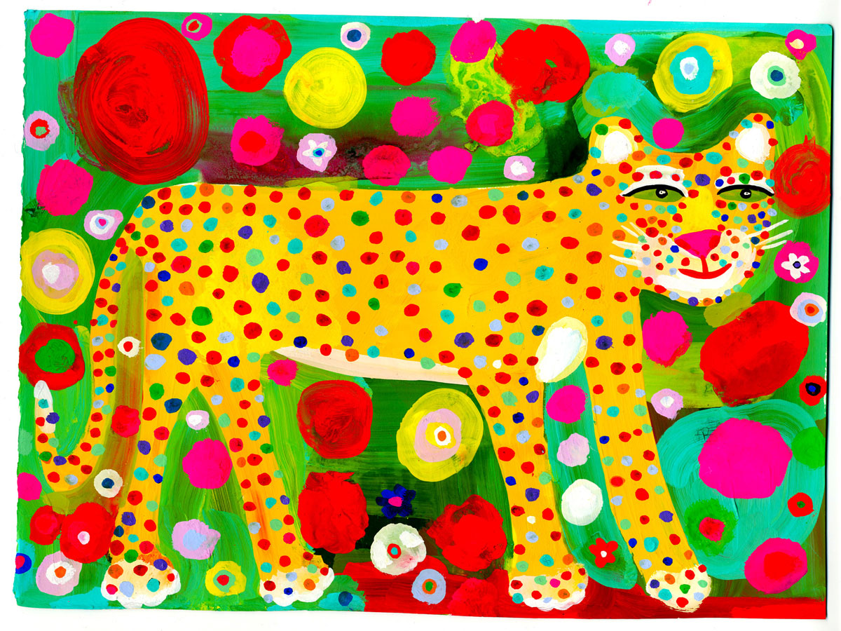 Art-Leopard