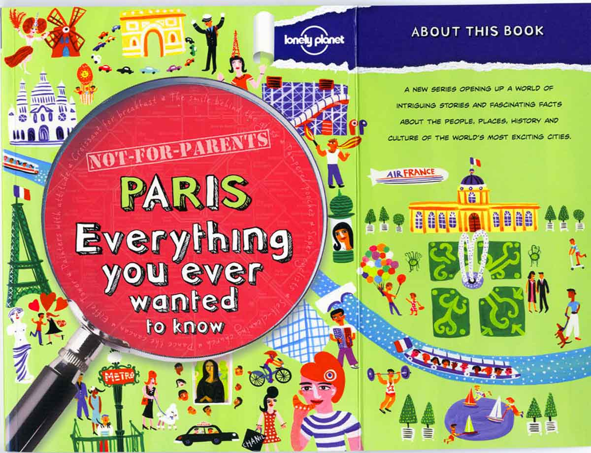 Book-Paris-Guide