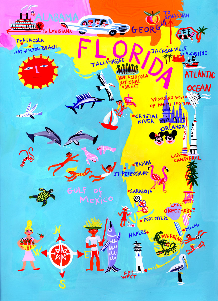 Florida-artwork