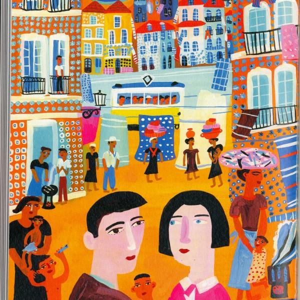 Mandarins-Lisbon