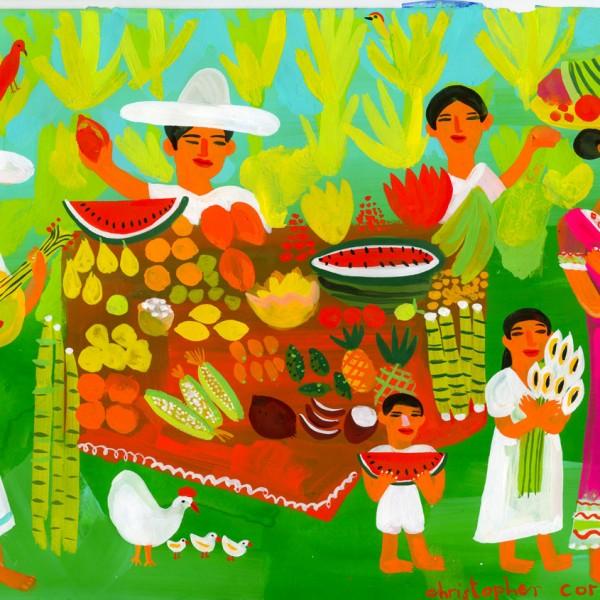 Mexico-Fiesta