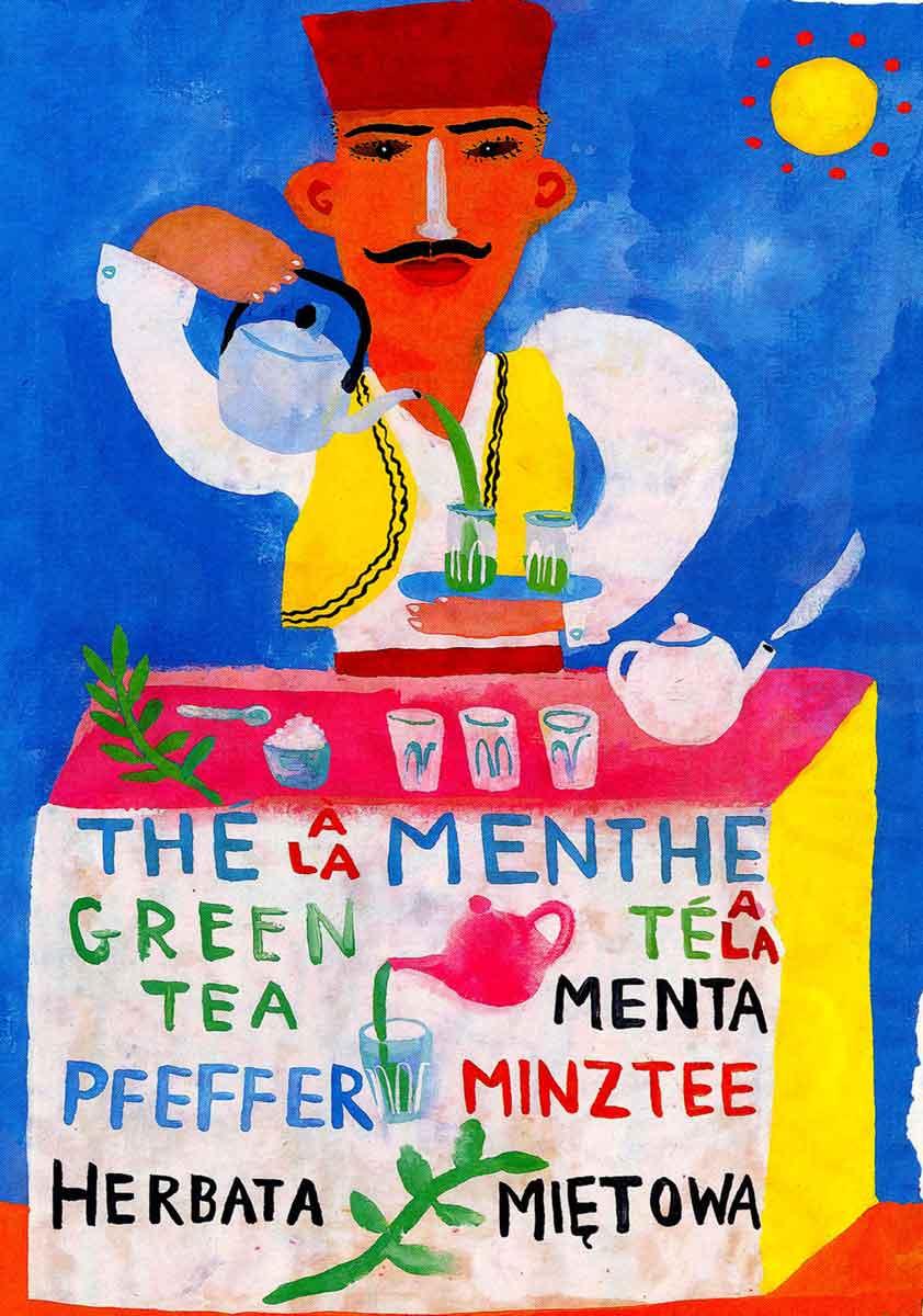 Portfolio-Mint-tea-Tunis