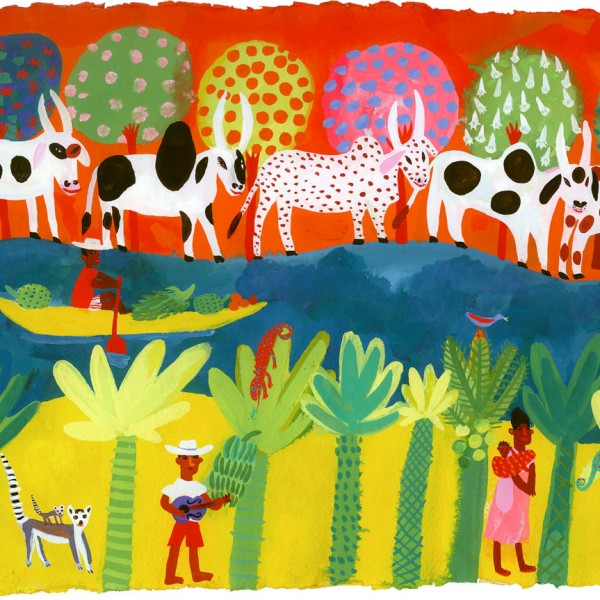 Madagascar Cattle