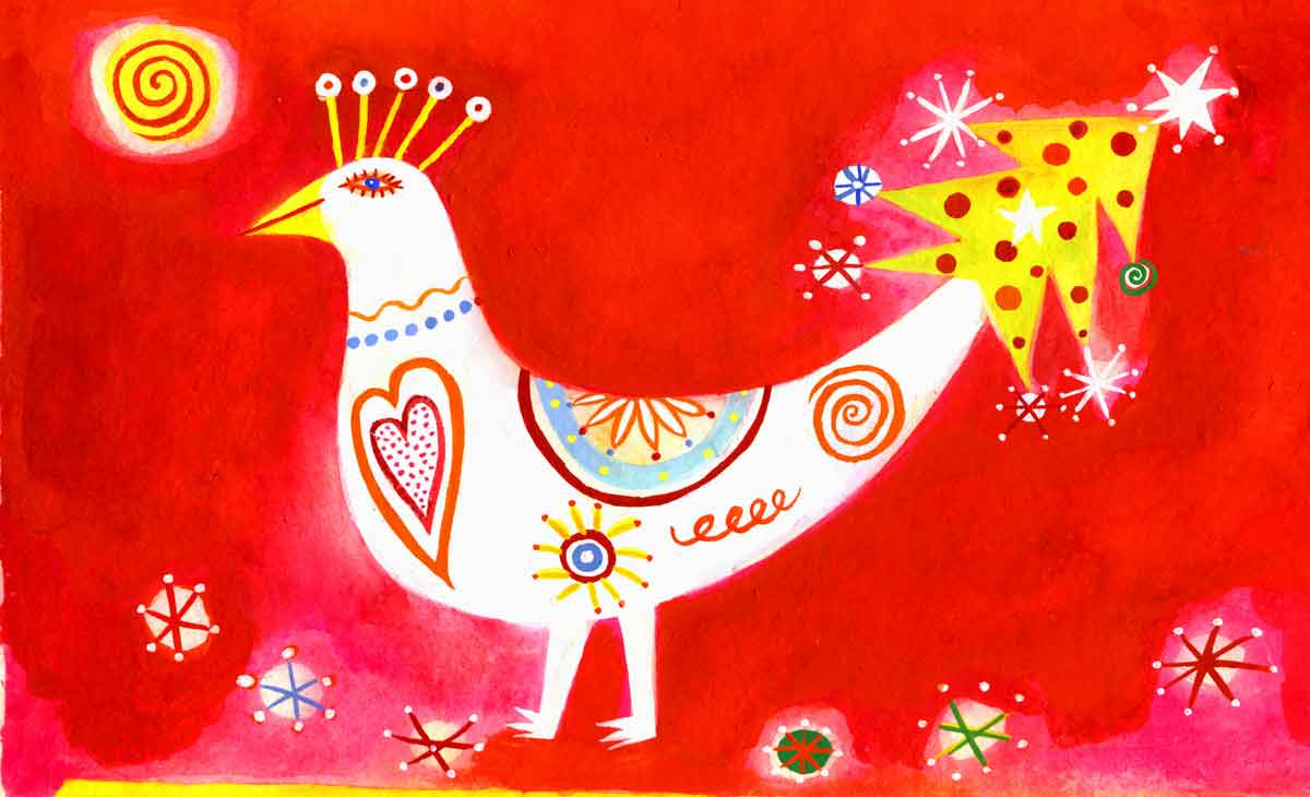 Archive-christmas-bird-art