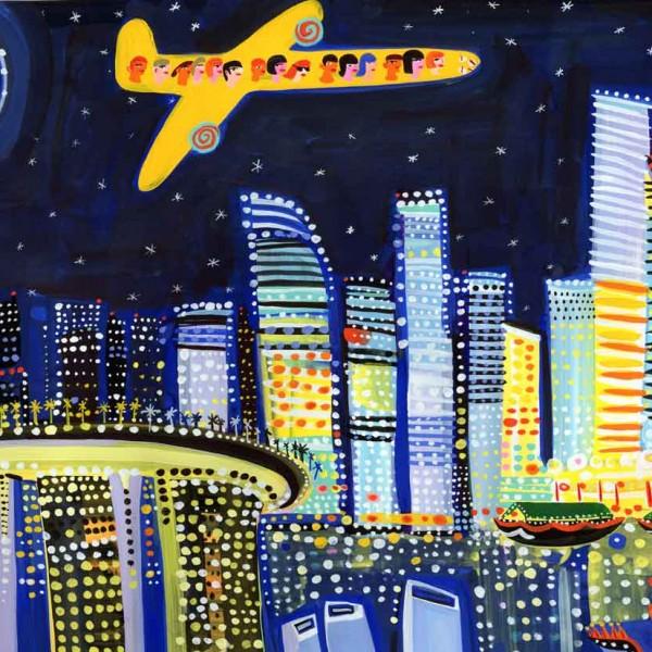 Art-Singapore-Night