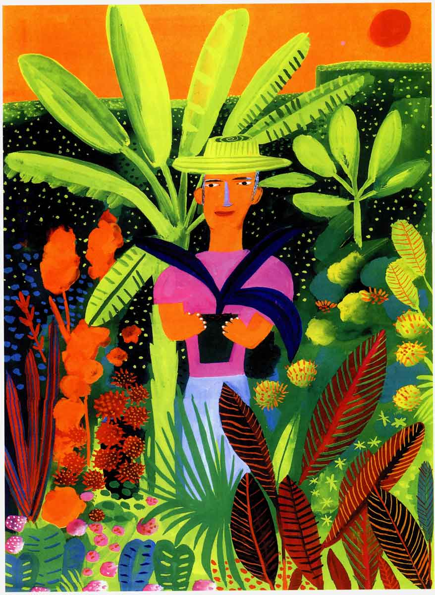 Illustration-Garden