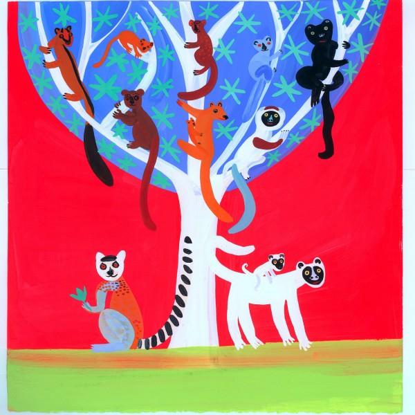 Lemur-Tree