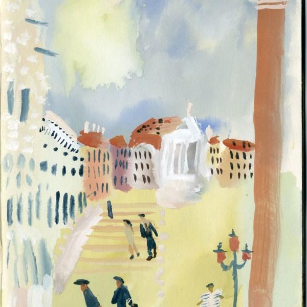 Sketch-Venice