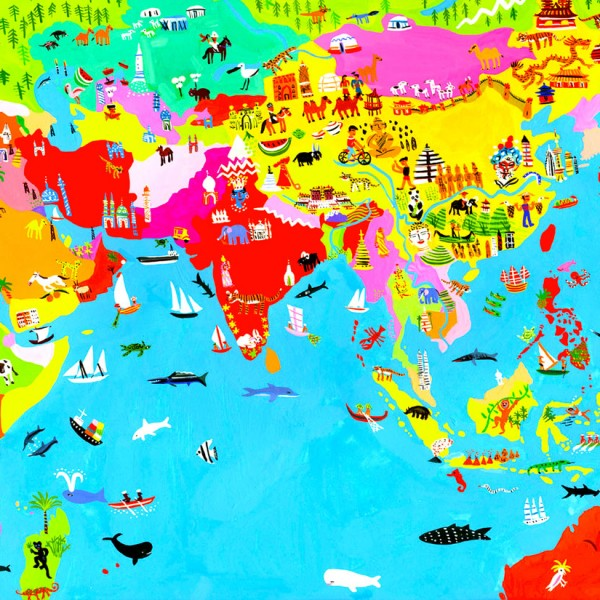 South-East-Asia-map